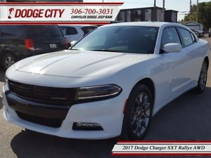 2017 Dodge Charger SXT Rallye   AWD - Backup Cam, Heated Seats,
