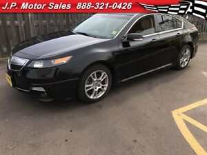 2013 Acura TL Tech Package, Automatic, Navigation, Leather, Sunr