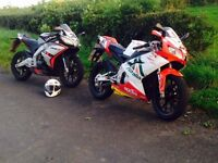 Aprilia Rs50 (Cash or swap for the right car)