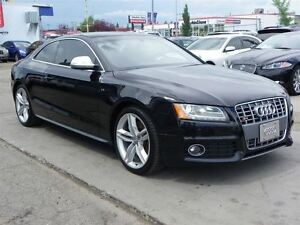 2009 Audi S5 4.2L V8|6.SPEED MANUAL|NAVI|LEATHER|PANO-ROOF