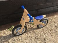 Tidlo Balance Bike/ Bicycle Nw6 West Hampstead