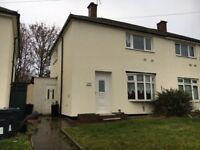 *THREE BEDROOM SEMI DETACHED HOUSE*HAZELDENE ROAD* KITTS GREEN*WELL SOUGHT OUT AREA** DONT MISS OUT
