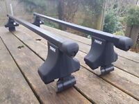 thule roof bars fit ford focus 2003