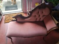 Chaise lounge small