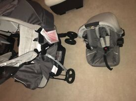 Baby/toddler travel system brand new!