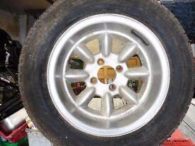 Mini Light Alloy Wheels