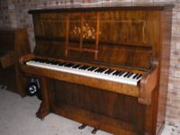 Upright Piano For Sale Free Delivery If Required