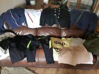 Women's Size 16 Clothes **15 Items~Shorts~Tops~Jackets~Jeans**