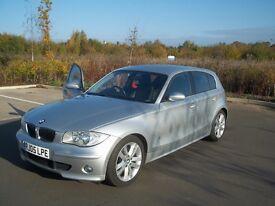 BMW 1 Series 120d Auto - low milage