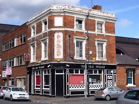 Bar/b&b long lease for sale digbeth Birmingham