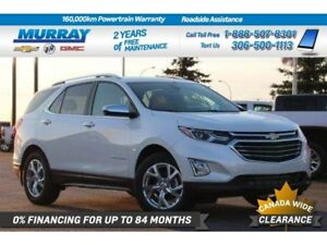 2018 Chevrolet Equinox Premier 1.5T AWD*REMOTE START,HEATED SEAT