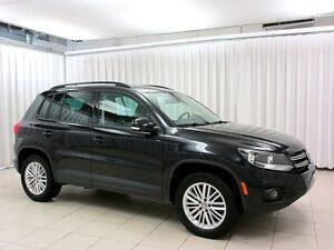 2016 Volkswagen Tiguan COME CHECK OUT THIS BLACK BEAUTY!!! 2.0L