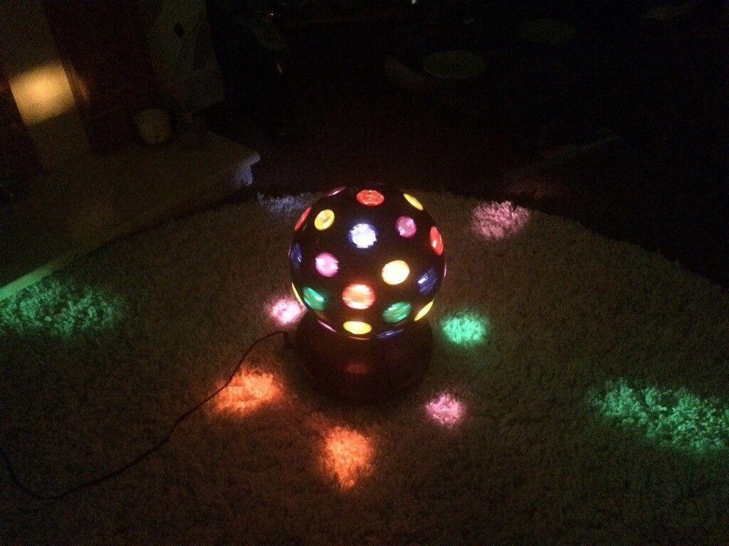 Disco Ball Light For Kids
