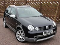 VW Polo Dune 1.4 TDI, Only 72k Miles, 1 Year MOT (No Advisories), FSH, 2 Owners, (Special Edition)