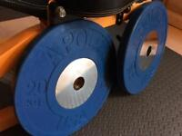 Olympic 20KG Weight Plates