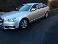 2009 audi a6 diesel immaculate condition BELFAST NEWCASTLE satnav voice command heated black leather