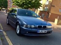 BMW 530 Diesel Manual Reg 2002 (( QUICK SALE))