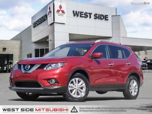 2016 Nissan Rogue SV–AWD–Accident Free–SiriusXM–Blind Spot Info