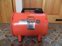 Clarke extractor/blower fan