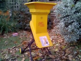 AL-KO garden shredder