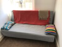 IKEA Sofa Bed - less than 1 year-old