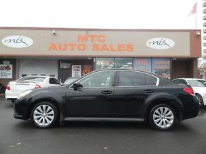 2012 Subaru Legacy 2.5i Limited Package, LEATHER, GPS, AWD