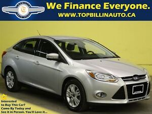 2012 Ford Focus SEL with Bluetooth, We Finance Everyone!