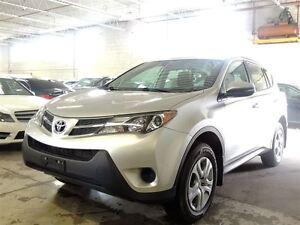 2015 Toyota RAV4 ALL WHEEL DRIVE, BLUETOOTH, ALLOYS