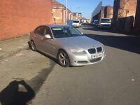 2010 Bmw320d 6 speed £30 a year tax cheap car £3300