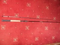 Middy White Knuckle 10' carp waggler fishing rod