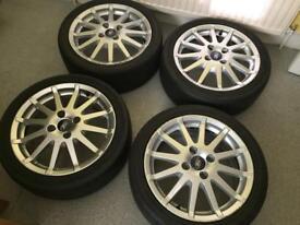 Ford Fiesta Alloy Wheels 195(45(R16