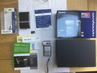 Sony HDR-TG3E Camcorder (Inc. Sony 16GB Memory Stick and Sony Carry Case)