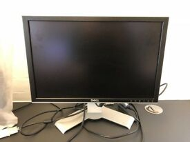 Dell Ultra Sharp 2007WFPB 20-inch Monitor