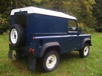 Wanted land rover defender tdi td5 tdci 90/110, any condition