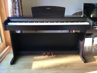 Yamaha Digital Piano with authentic acoustic sound for Sale