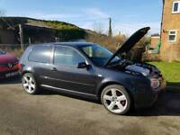 Vw golf v5 180hp 2001