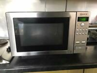 NEFF Microwave oven. 1000w. Used