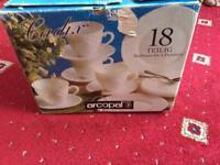 Tea set new sealed