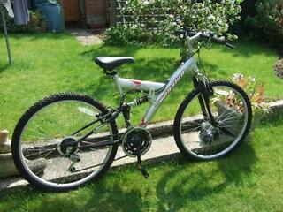 BIKE FOR SALE     EMMELLE  WARRIOR