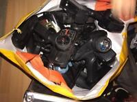 Big bag full or rc controllers