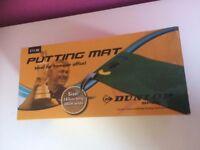 Dunlop Practice Putting Mat