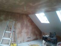 Professional plastering & reskimming