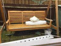 Garden swing, Eltham area (buyer collect) £70 ovno