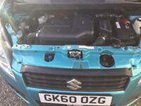 Suzuki Splash DDIS 2010 60 plate, cheap because of high mileage