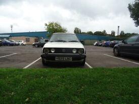 Volkswagen Golf 1.6 Driver 5dr£1,995 p/x Own a part of HIstory 1990 (H reg), Hatchback 100,000 miles