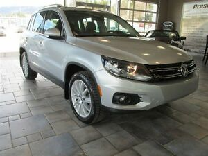 2013 Volkswagen Tiguan TSI Highline AWD - Fully Loaded