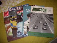 Motorsport Magazine Selection