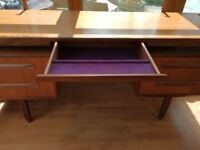 G plan vintage dressing table.