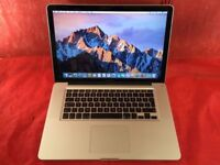 Macbook Pro 15 inch A1286 2.4GHz Intel Core i7 8GB RAM 1TB 2011 + WARRANTY, NO OFFERS - L672