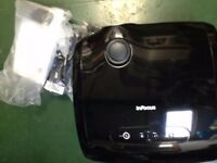 Infocus IN76 Cinema Projector Boxed with Ceiling mount very low hours